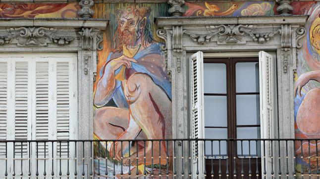 Murals, Madrid (2)