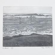Bathers (unframed) £70.00