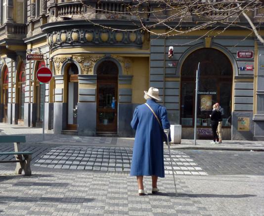 Lady, Prague
