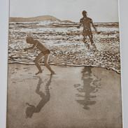 Water Play (unframed) £60.00