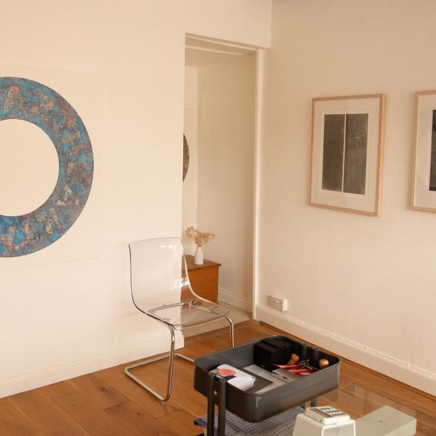 Earth Heart in Gallery 9