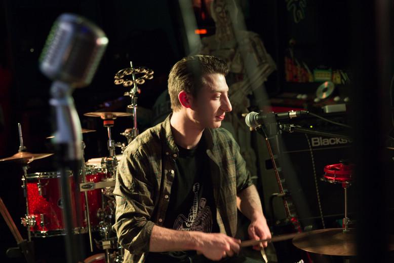 Drummer, The Rhythm Slingers