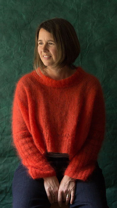 Rebekah, knitter & maker