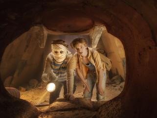 Nieuwe avonturen van Dummie De Mummie