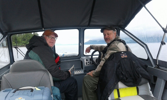 Fishing, Fun, and Friends here in Prince of Wales Excursion Outfitter Country, Alaska