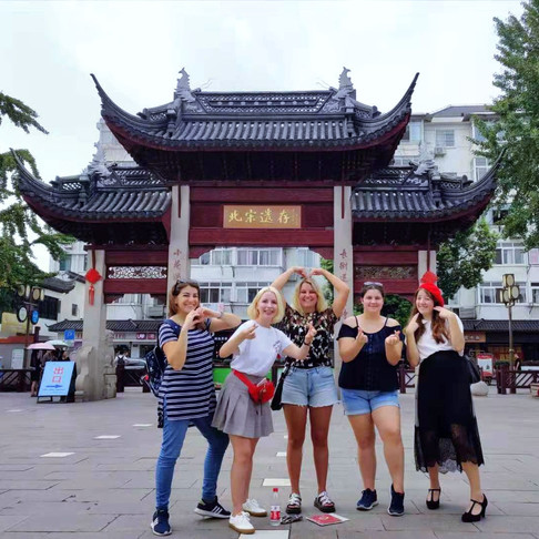 Testimonial-How is Aupairing in China like?
