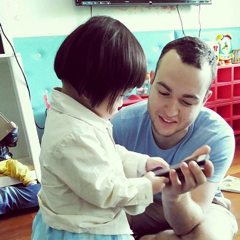 Volunteer in Shanghai