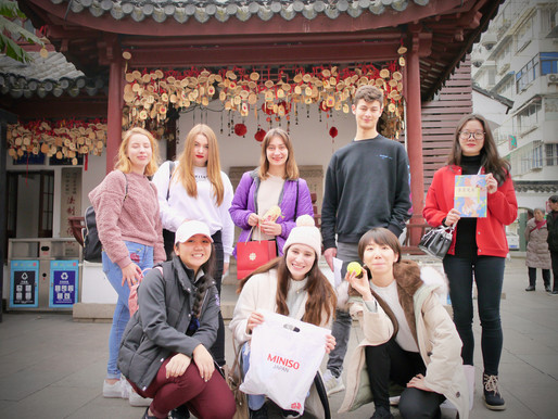 5 Things that Enrich Aupairs' Life in China