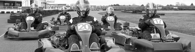 Karting at Red Lodge Karting