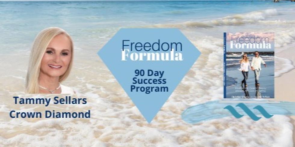 Freedom Formula 90 Day Success Program