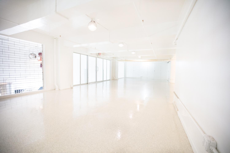 Main Studio - Mezzanine east