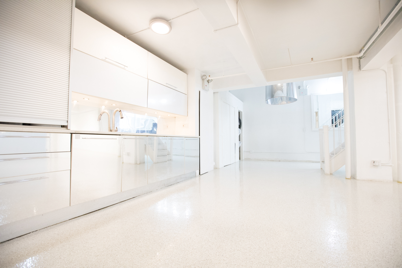 Main Studio kitchen