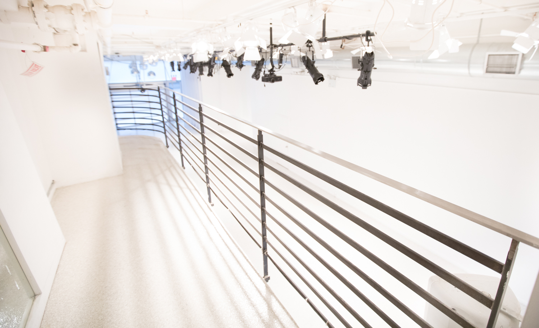 Main Studio Mezzanine balcony