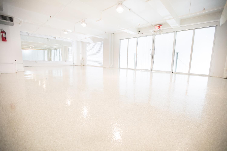 Main Studio - Mezzanine west