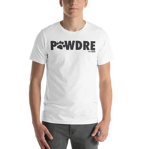 Pawdre Men's Short-Sleeve Unisex T-Shirt
