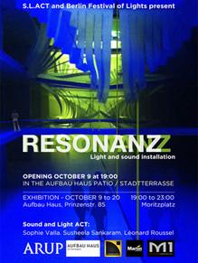 Tijdelijke lichtinstallatie / Temporary Light Installation