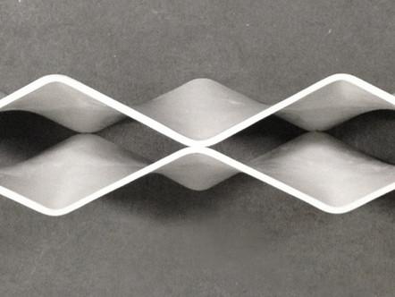 Strekbeton / Concrete Prototype