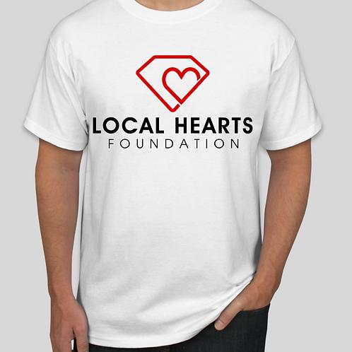 Local Hearts Foundation - T Shirt