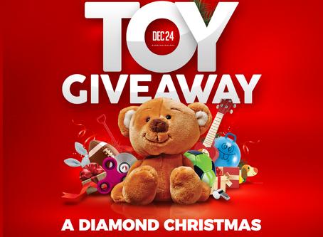 Diamond Christmas 2019 - one week away!