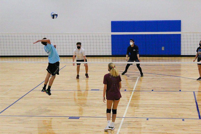 Pure Energy Volleyball - Meet and Greet-