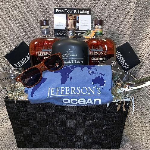 Jefferson's Reserve Basket Raffle Ticket