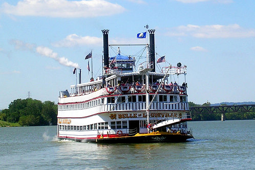 Belle of Louisville Cruise & Lunch Raffle Ticket