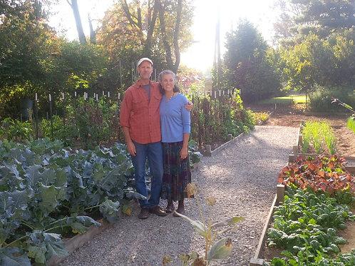 Buy it Now: Breakfast & Garden Tour with the Jezreels
