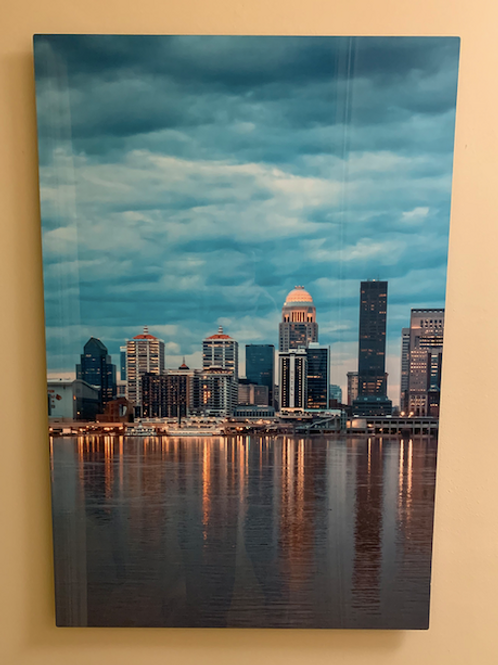 Buy it Now: Hunter O'Brien Photograph on Metal
