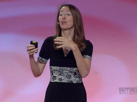 The How of Happiness with Sonja Lyubomirsky, PhD, at Happiness and Its Causes 2016