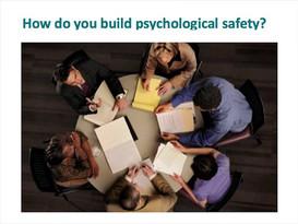 Building a psychologically safe workplace   Amy Admondson   TEDxHGSE