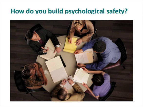 Building a psychologically safe workplace | Amy Admondson | TEDxHGSE