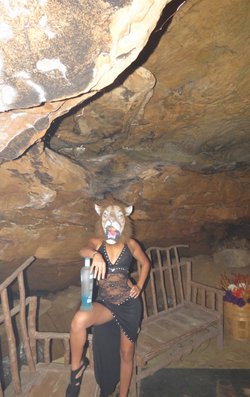 Cave Lioness