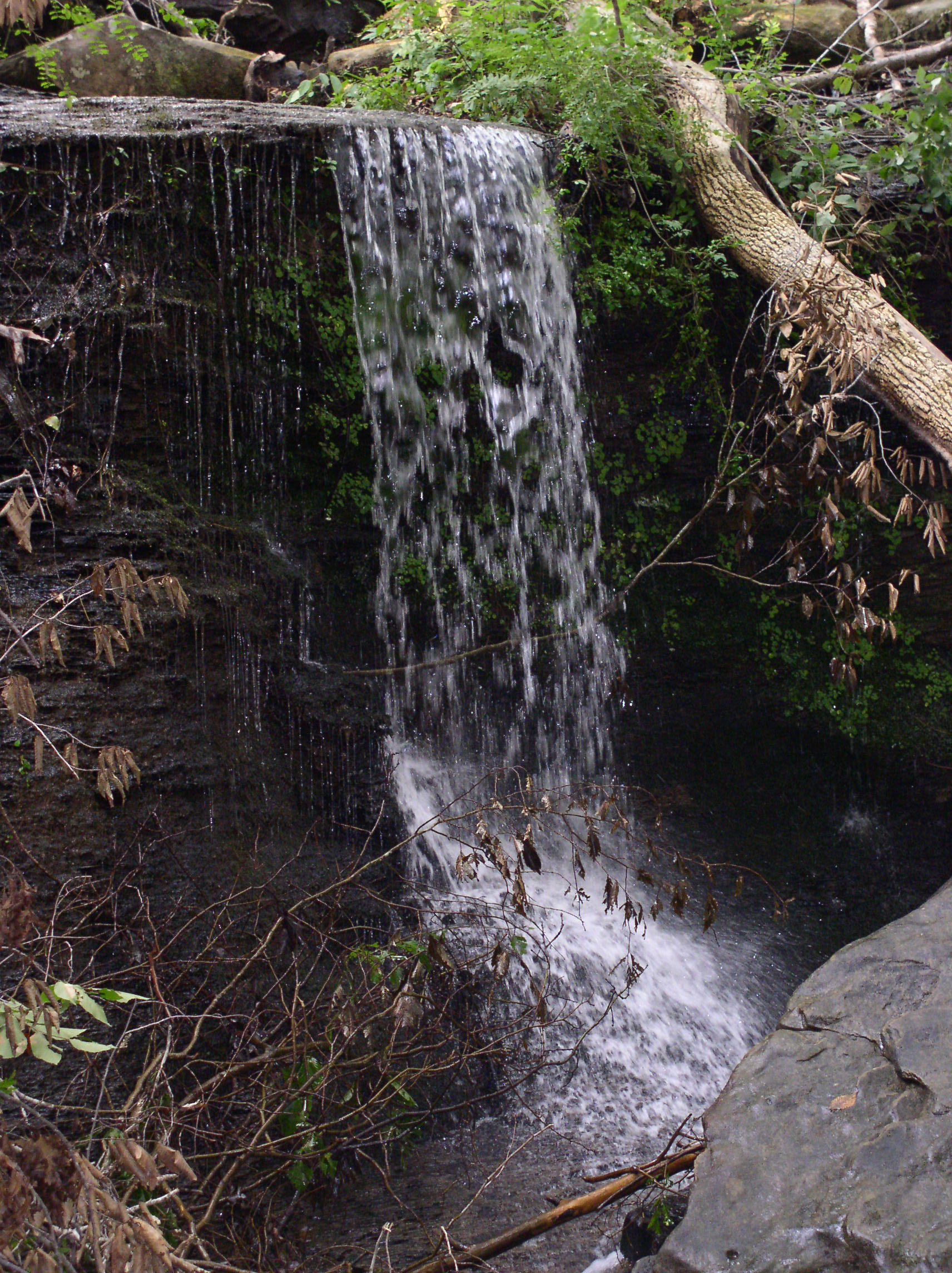Curtain Waterfall