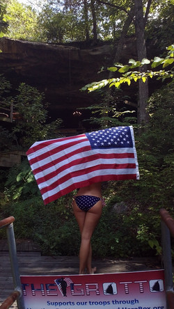GrottoGirl Patriot