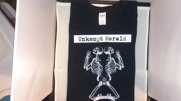 Unkempt Herald black Double Skelepray