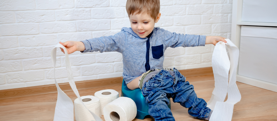 How To Get Your Child To Sit On The Toilet