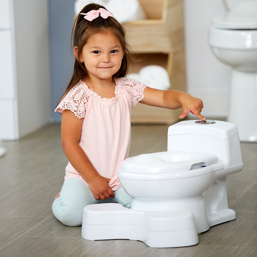 Super pooper plus potty the first years