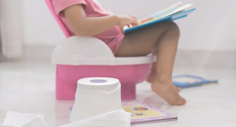 Special Needs Potty Training: Sensory Sensitivities