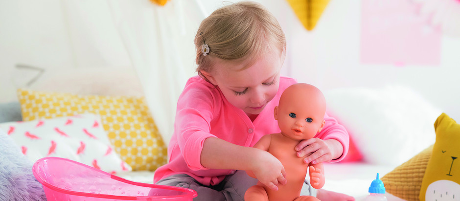 Product Review: Corolle Drink & Wet Potty Dolls