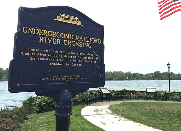 Underground Railroad Residency