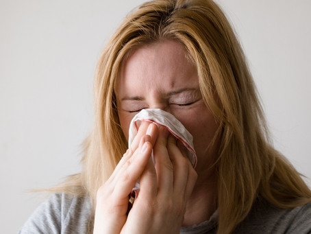 5 Tips to Eliminate Seasonal Allergies Naturally