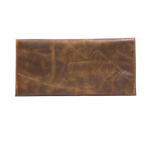 Wallet in Buffalo Leather