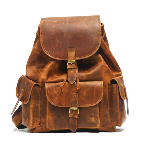 Backpack (Buffalo Leather)