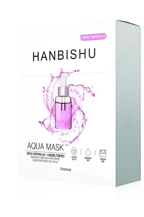 Hanbishu Aqua Mask (Hydrating & Anti-Wrinkle)