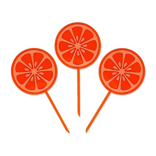 Orange Toppers (set of 12)