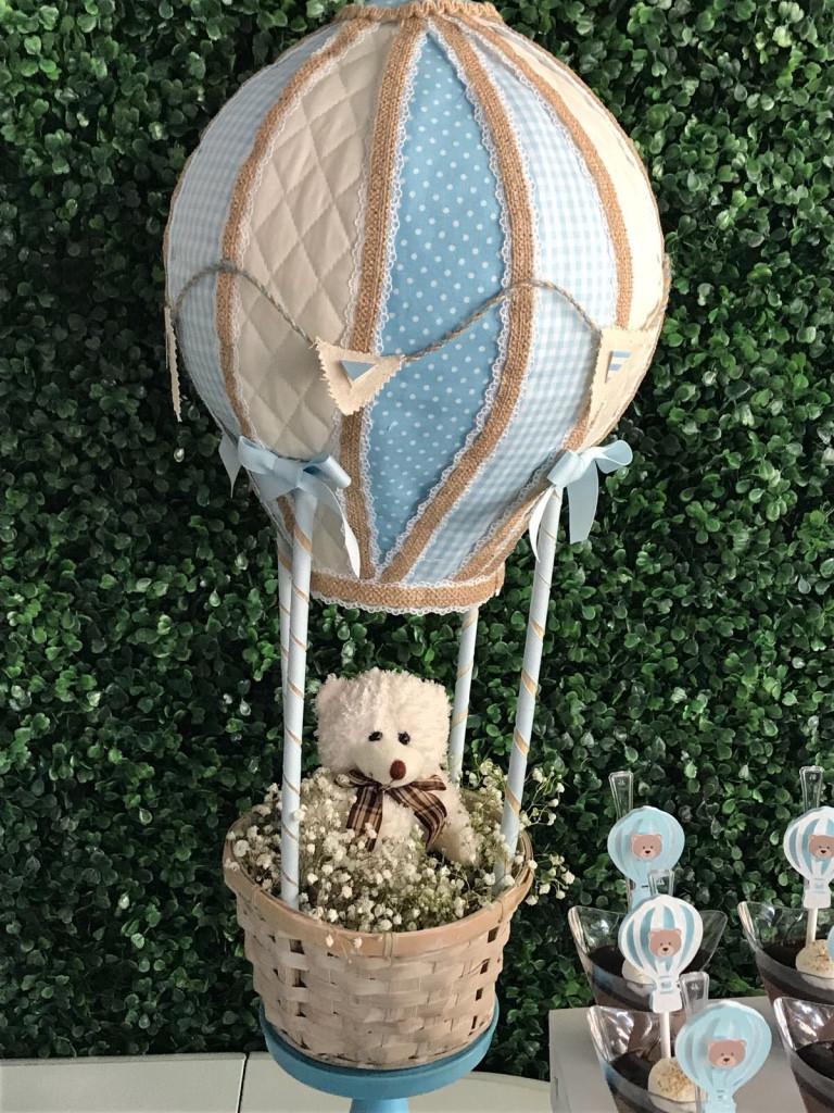 Baby Shower Teddy Bear Balloon