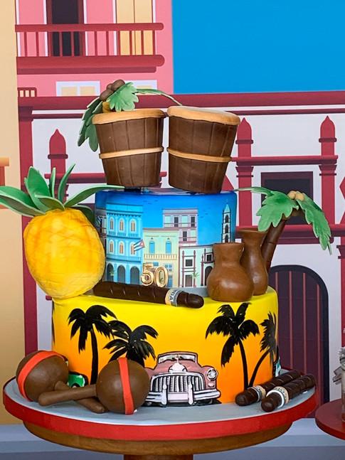 Cuban adult party