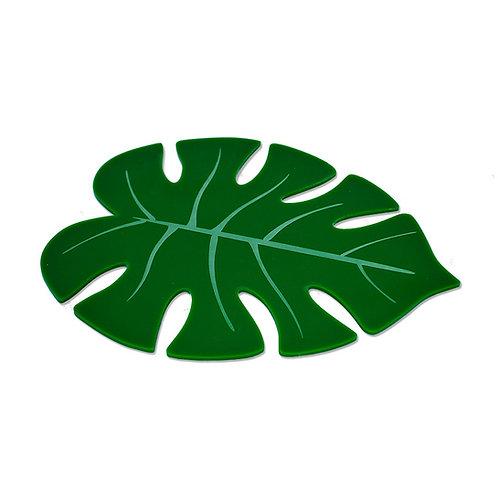 Tropical Leaf Trays (set of 2)