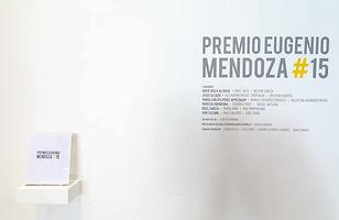 PREMIO EUGENIO MENDOZA # 15