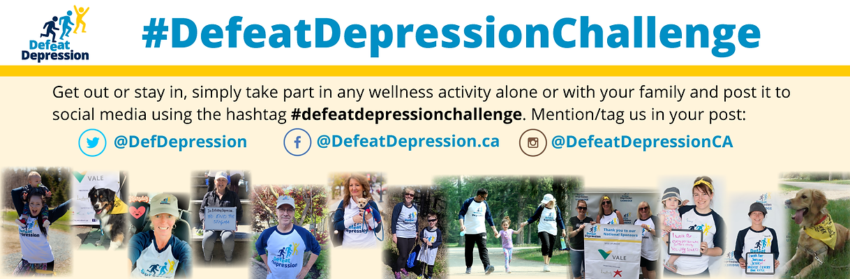 #DefeatDepressionChallenge-DD-Website.pn